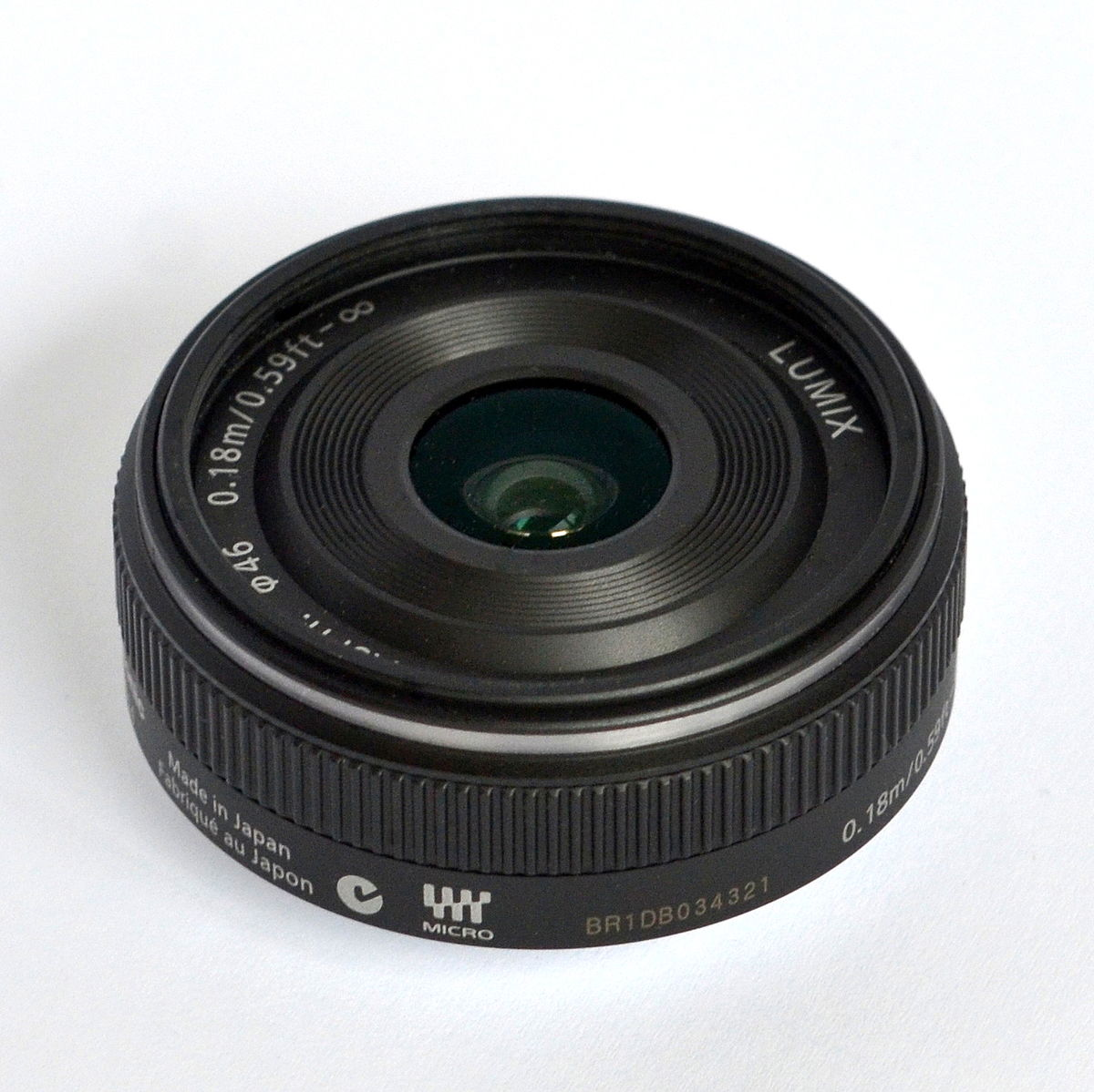 Panasonic Lumix G 14mm lens - Wikipedia