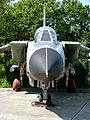 Panavia Tornado at Yorkshire Air Museum (5901965404).jpg