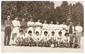Panthrakikos F.C. - Panthrakikos in 1974