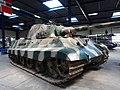 "Panzerkampfwagen VI Ausf. B ""Tiger II, Tiger B, Königstiger, (Sd. Kfz. 182)Tanks in the Musée des Blindés, France, pic-3.JPG"