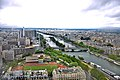 Paris- View of River Seine from The Top of Eifel Tower (Ank Kumar) 03.jpg