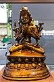 Paris - Bonhams 2016 - Tibet - Sculpture représentant Manjushri - XIVème-XVème siècle - 001.jpg