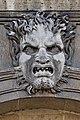 Paris - Les Invalides - Façade nord - Mascarons - 030.jpg