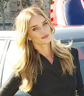 Rosie Huntington-Whiteley en 2014.