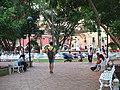 Parque, Valladolid, Yucatán. - panoramio.jpg