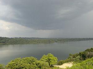 Serra do Pardo National Park - Image: Parque Nacional Serra Do Pardo Esperando a chuva no Rio Xingu Ricardo Dagnino 2008