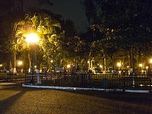 Santa Tecla, El Salvador - José San Martin Park