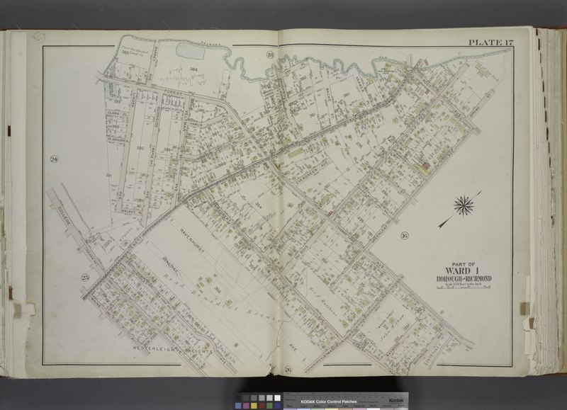 File:Part of Ward 1. (Map bound by Palmers Run, Spring St, Post Ave, Greenleaf Ave, Forest Ave (Cherry Lane), Brookside Ave, Egbert Ave, Manor Road, Kingsley Ave (New York Ave), New York PL, Maine NYPL1646237.tiff