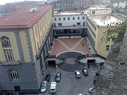 """Università degli Studi di Napoli """"Parthenope"""" - Wikipedia"""
