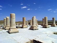 220px Pasargadae 3 پاسارگاد (پرسپولیس)