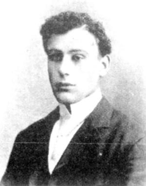 Pat Descrimes - Descrimes in 1899
