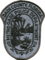 Patch of the Metro-Dade Police Department (subdued).png