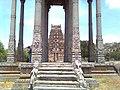 Pattabhirama Temple view through 12 Pillared Mandapam.jpg