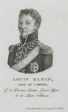 Image illustrative de l'article Dominique-Louis-Antoine Klein