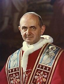 Paulus VI, por Fotografia Felici, 1969.jpg