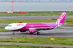Peach Aviation, A320-200, JA808P (20868763400).jpg