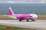 Peach Aviation, MM107, Airbus A320-214, JA802P, Departed to Sapporo, Kansai Airport (17009655538).jpg