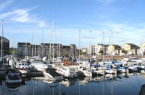 Penarth Dock - Penarth Marina (2008)