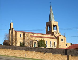 Penshurst, New South Wales - St Johns Anglican Church, King Georges Road