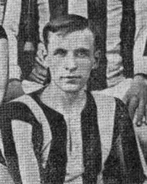 Percy Turner - Turner at Brentford in 1902
