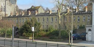 Percy and Wagner Almshouses