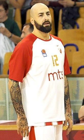 Pero Antić - Antić with Crvena zvezda in 2017