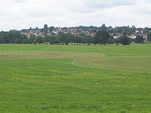 Perry Hall Park - Image: Perry Hall Playing Fields geograph.org.uk 35662
