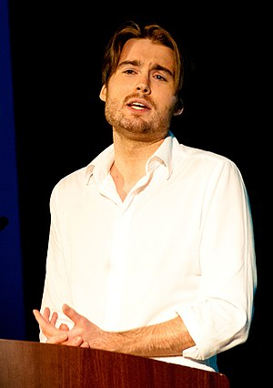 English: Pete Cashmore at the Mashable Connect...