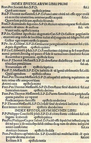 Epistolae familiares - Epistolae familiares and Seniles  Venice: J. and G. de Gregorius, 1492