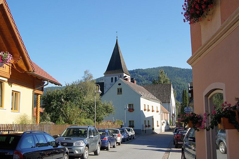 File:Pfarrkirche Niederwölz 1.JPG