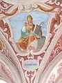 Pfarrkirchen - Deckenfresco - Sankt Ambrosius als Kirchenvater 1.jpg