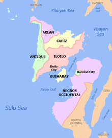Western Visayas - Wikipedia, the free encyclopedia