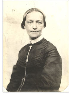 Phebe Ann Coffin Hanaford American minister and author