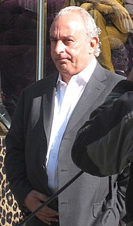 Philip Green British businessman