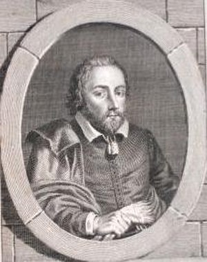 Philip Massinger - Philip Massinger, copper-engraving portrait by Charles Grignion the Elder