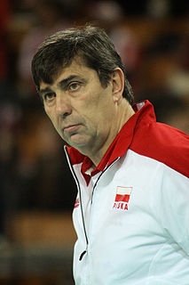 Philippe Blain French volleyball player and coach