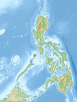 250px-Philippines_relief_location_map - Casualties after Mayon spews ash - Philippine Business News