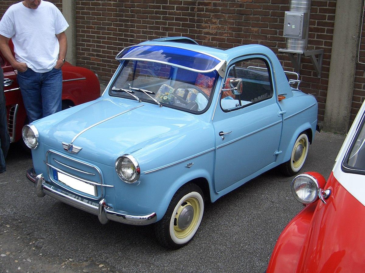 Europese Auto In 1957