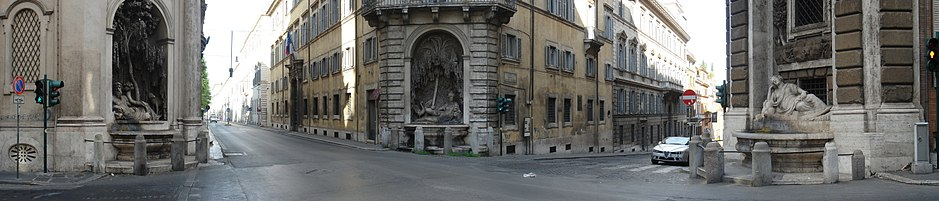 Fontane Brunnen.Die Vier Brunnen Wikipedia