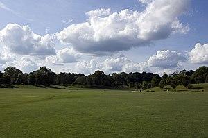 The Meadow at Piedmont Park, Atlanta, Georgia.