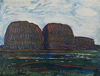 Piet Mondriaan - Haystacks III - RF MO P 2018 6 - Musée d'Orsay.jpg