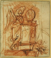 Design for a tomb