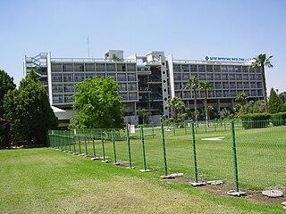 Hospital in Negev, Israel
