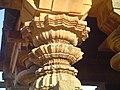 Pillar bracket in Mahadeva temple at Itagi.jpg