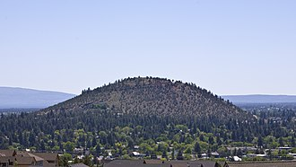 Bend, Oregon - Pilot Butte