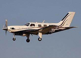 Piper PA-46 - PA-46-500TP Malibu Meridian