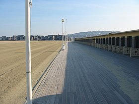 Image illustrative de l'article Les Planches (Deauville)