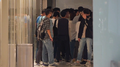Plain clothes police arrest people in Harbour City access view 20200524.png