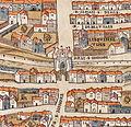 Plan de Paris vers 1550 porte St-Honore.jpg
