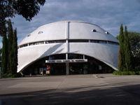Rosario City Planetarium.